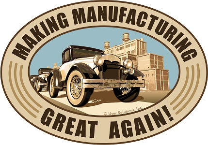 Let's Make Manufacturing Great Again© this National Manufacturing Day 2017